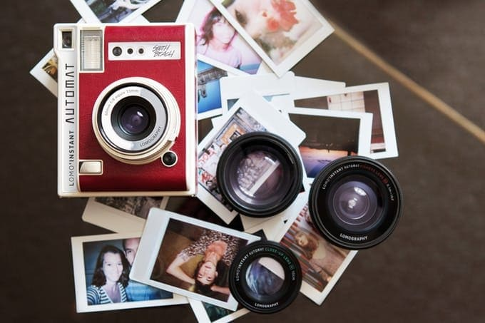 Lomo'Instant Camera review