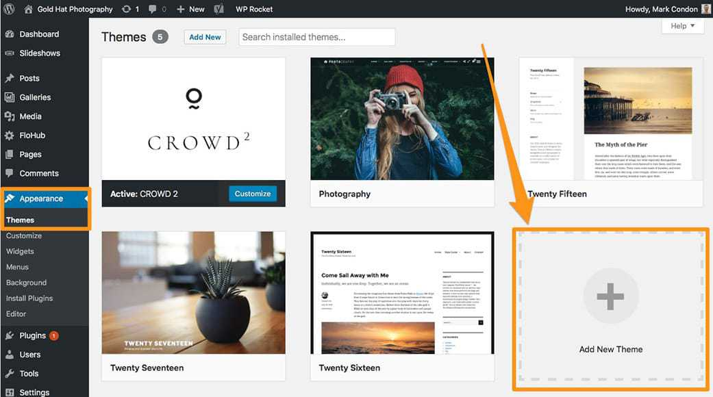 how to make site with wordpress