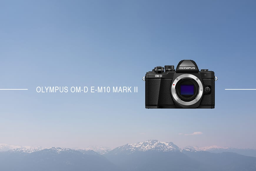 Olympus EM10 MkII BEST travel camera