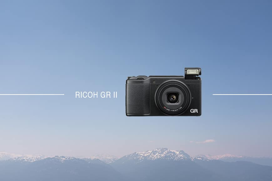 Ricoh GR II BEST TRAVEL camera
