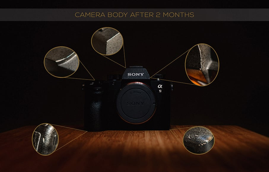 Sony a9 review - camera body after 2 months