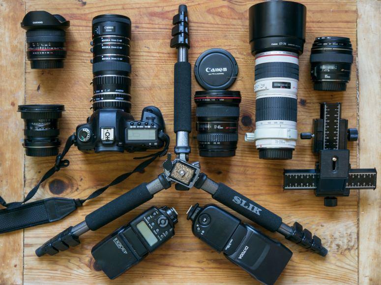 Landscape Photographer Camera Gear Revealed Shotkit