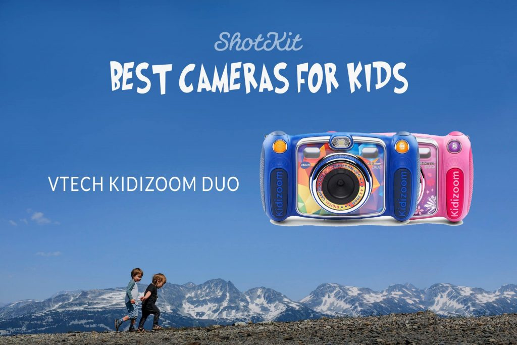 Best cameras for kids - Kidizoom Duo