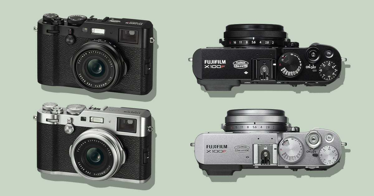Fujifilm X100F closeup