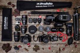 Sony a9 mirrorless camera gear