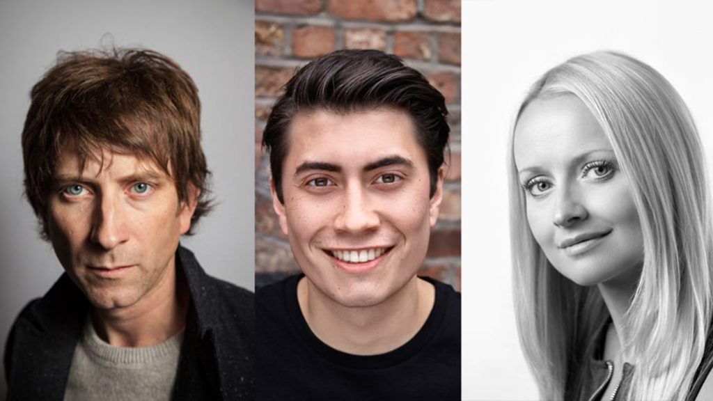 Actors Headshots by Rory Lewis