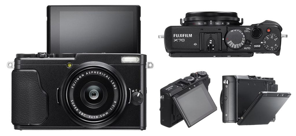 Fuji X70 camera for teenager