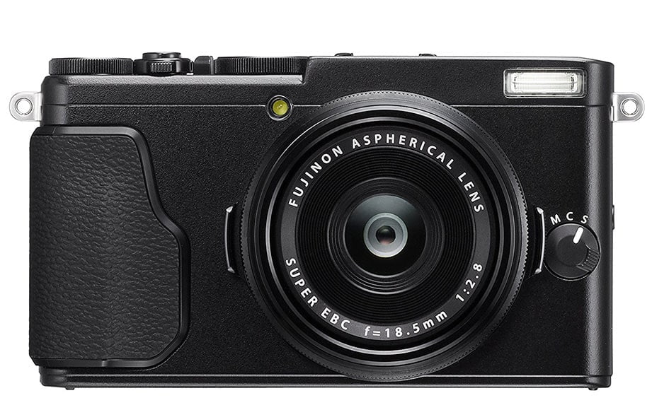 Fuji X70 - a great camera for teens