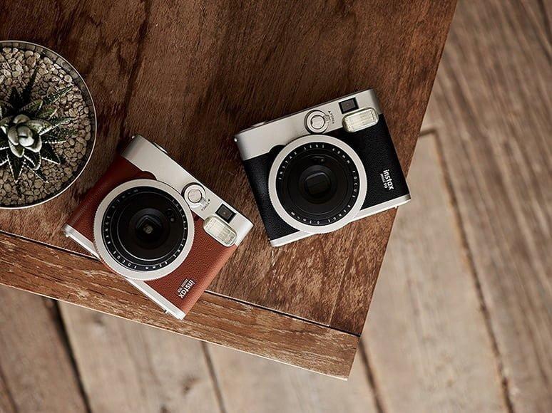 Instax Instant cameras