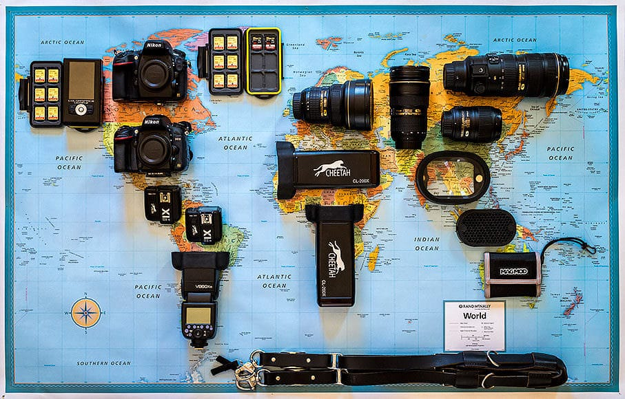 Read more about Jesse's camera gear in his Shotkit feature here.