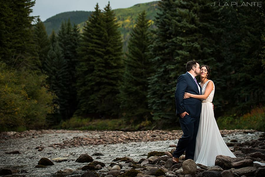 Couple by the water in Colorado - MagMod MagBeam review