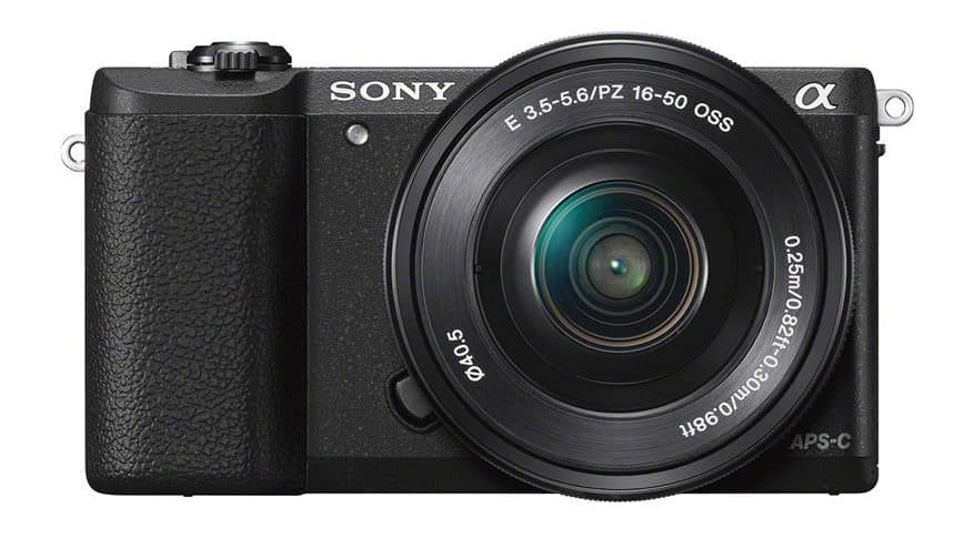 Sony a5100 camera for teen