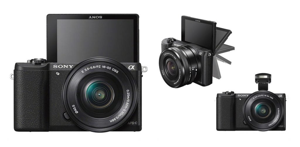 Sony a5100 camera for teens