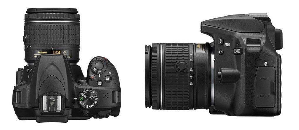 cameras-for-teens-nikon d3400 lens