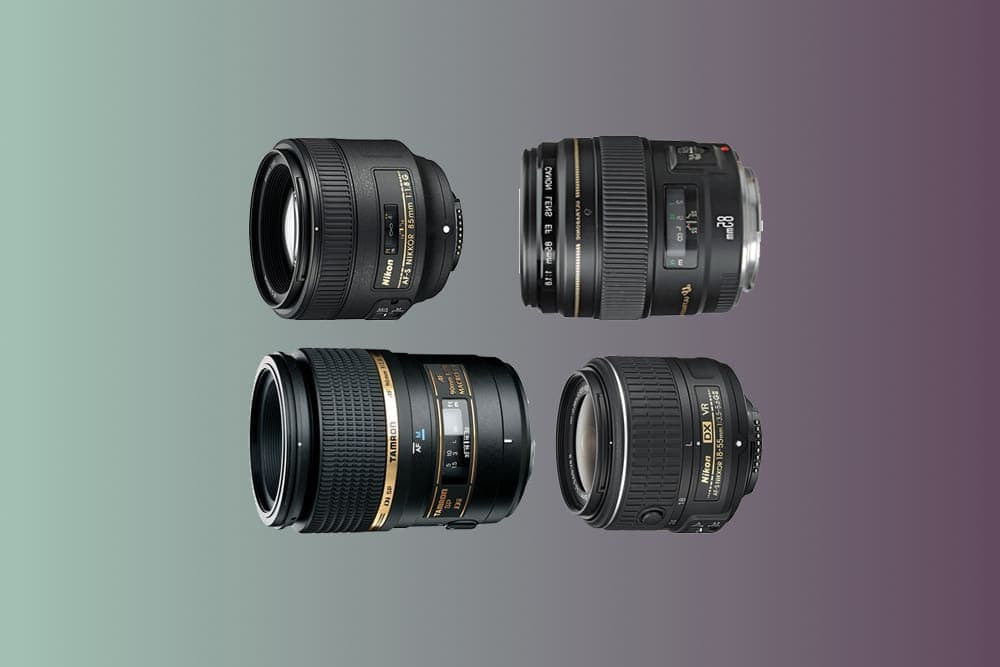 cheap camera lenses