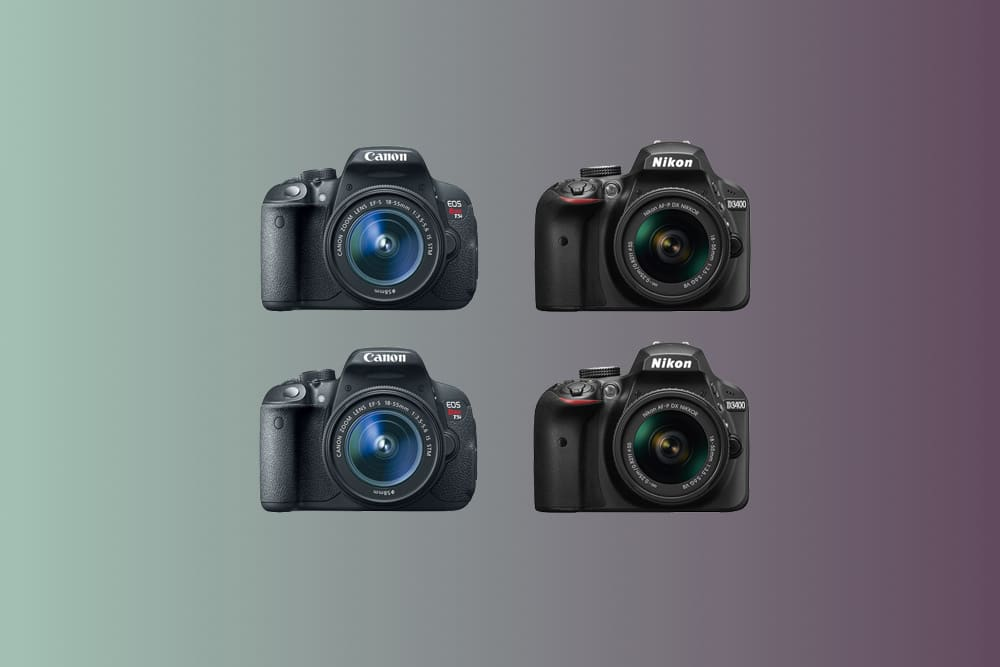refurbished dslr camera deals
