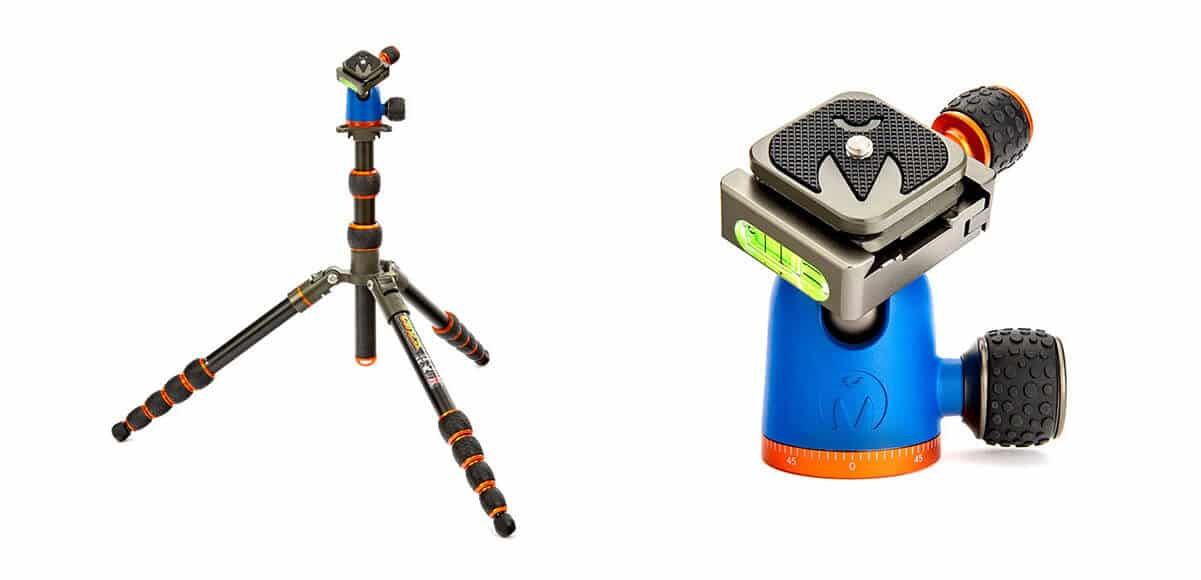 3 LEGGED THING TRAVEL TRIPOD