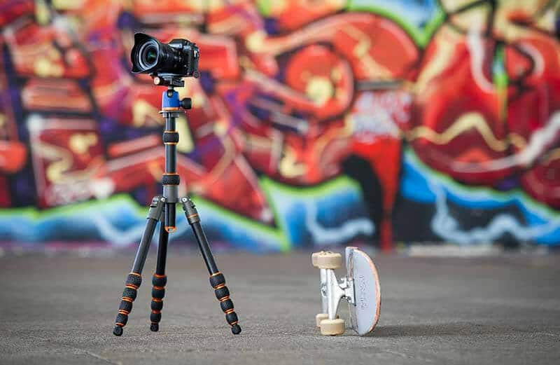 3 LEGGED THING travel TRIPOD-