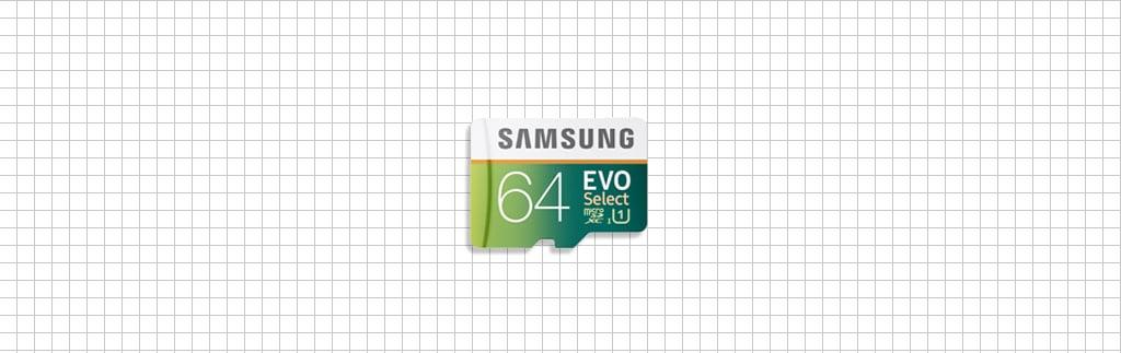 64GB MicroSD memory card