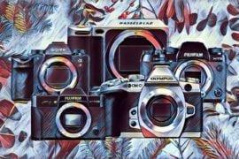 Best Mirrorless Cameras in 2018