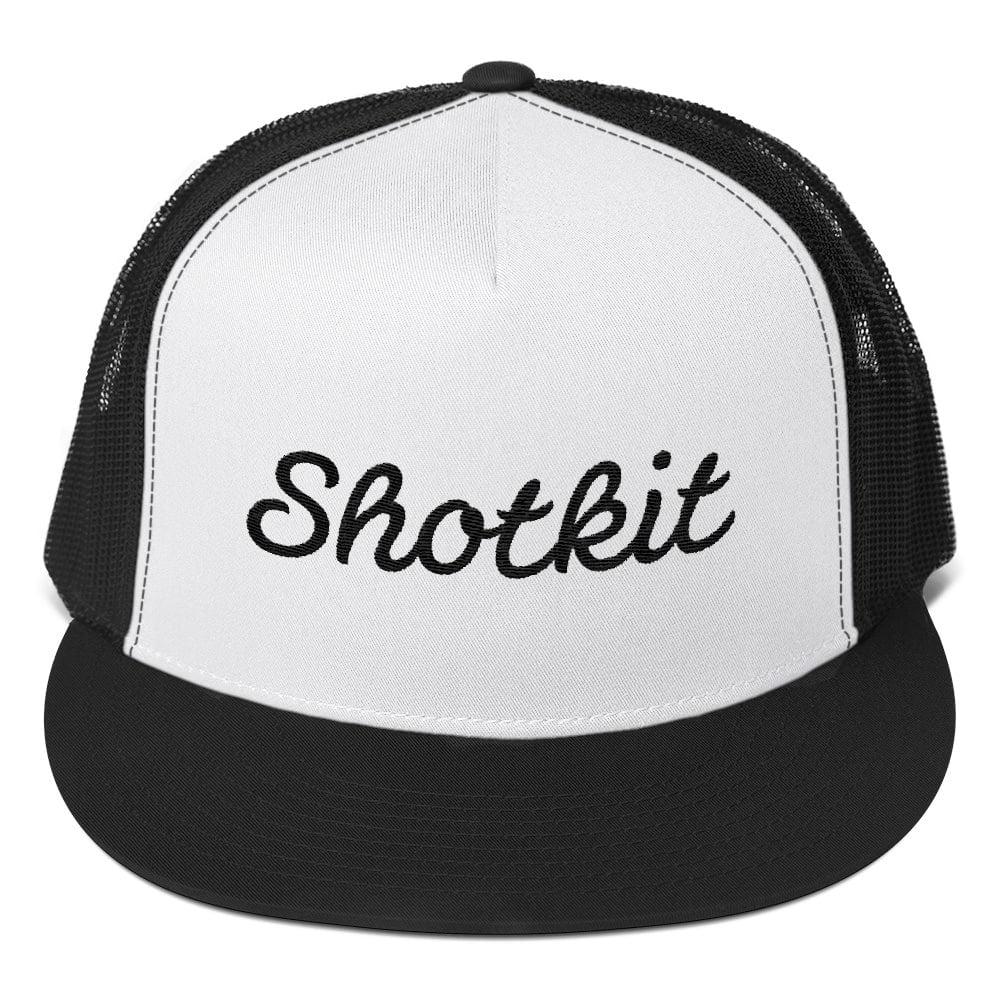 Shotkit logo trucker's cap