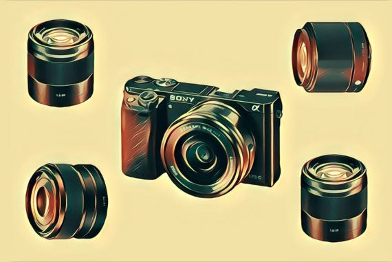 best sony a6300 lenses