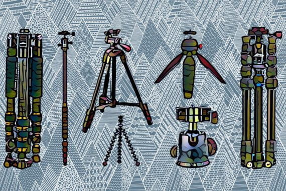 best travel tripods in 2018