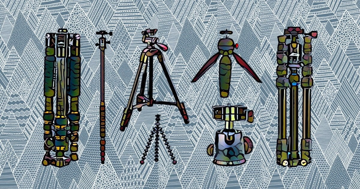 Best Travel Tripods In 2020 Lightweight Affordable Compact