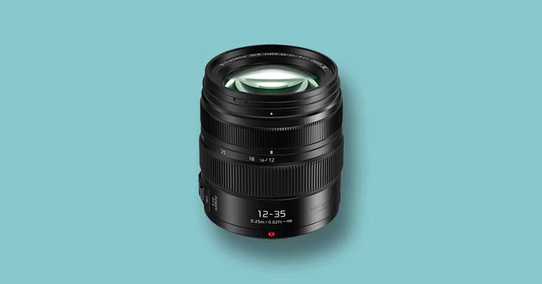 Panasonic 12-35mm f/2.8 Micro Four Thirds lens