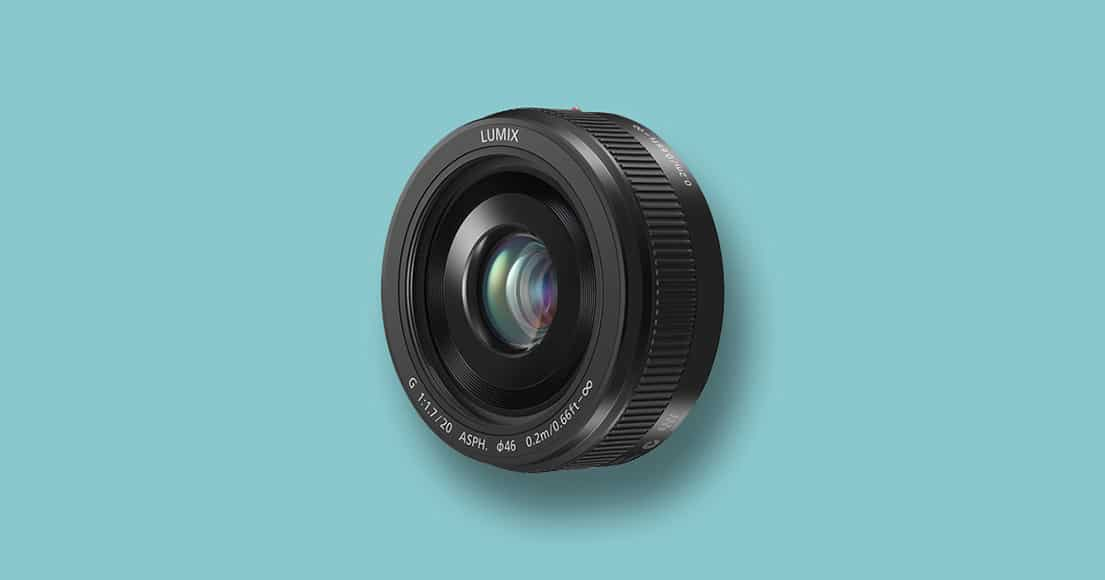 Panasonic 20mm f/1.7 mft prime