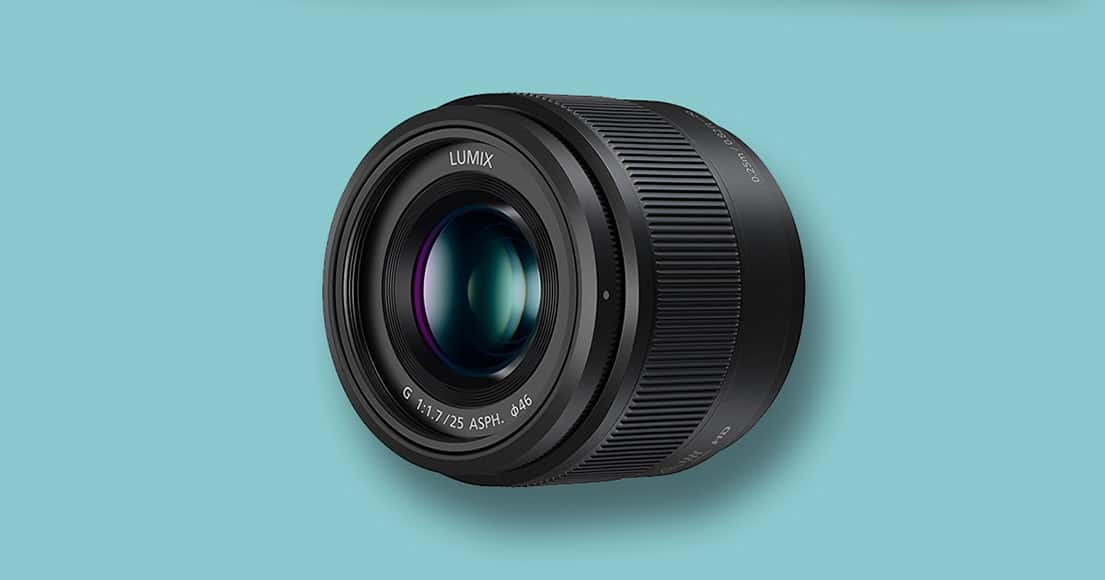 Panasonic 25mm f/1.7 MFT lens review
