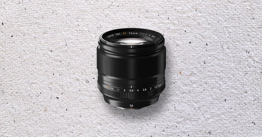Best fuji x lens for portraits photos 56mm