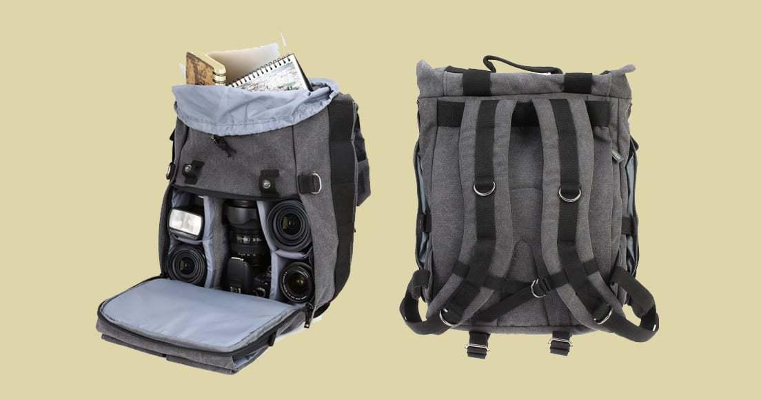 Evecase camera bag