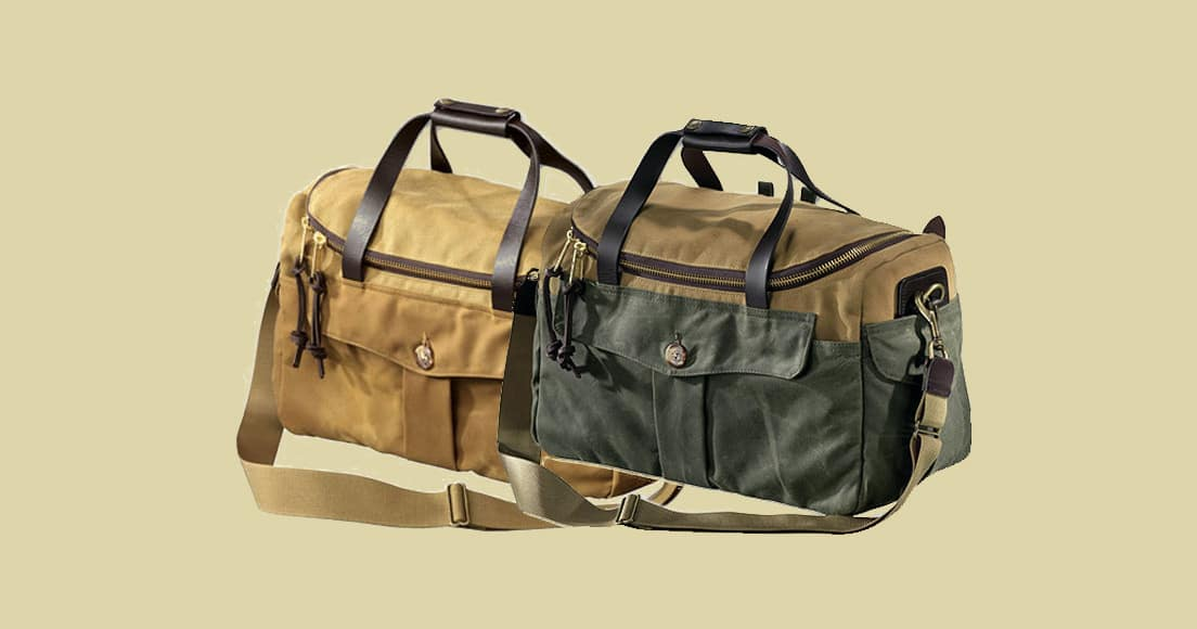 Filson Original Sportsman Camera Shoulder Bag