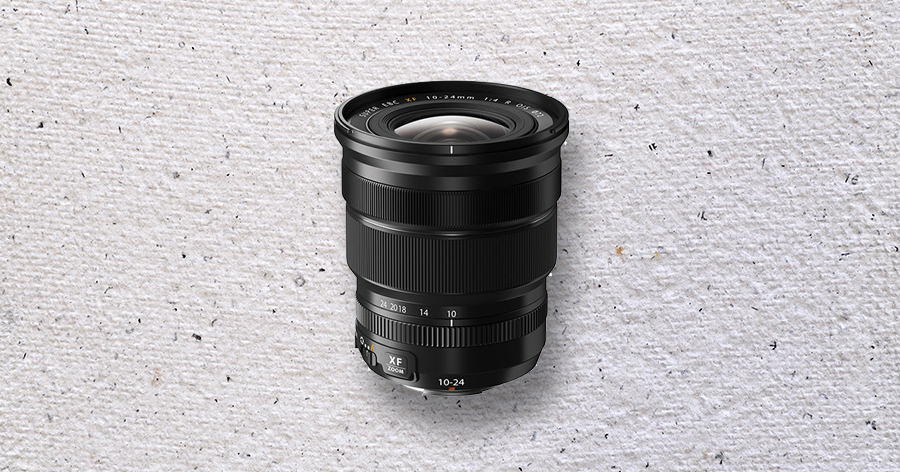 10-24mm f4 wide-angle lenses