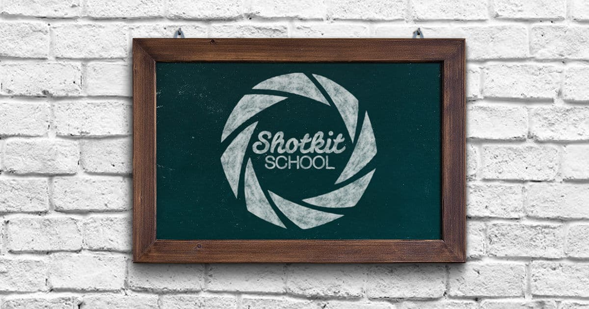 Learn Photography with Shotkit School