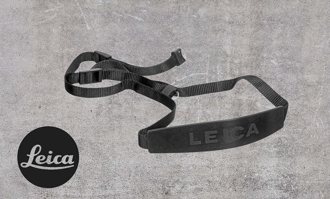 Leica Carrying Strap with Anti-Slip Pad for R and M Series Cameras