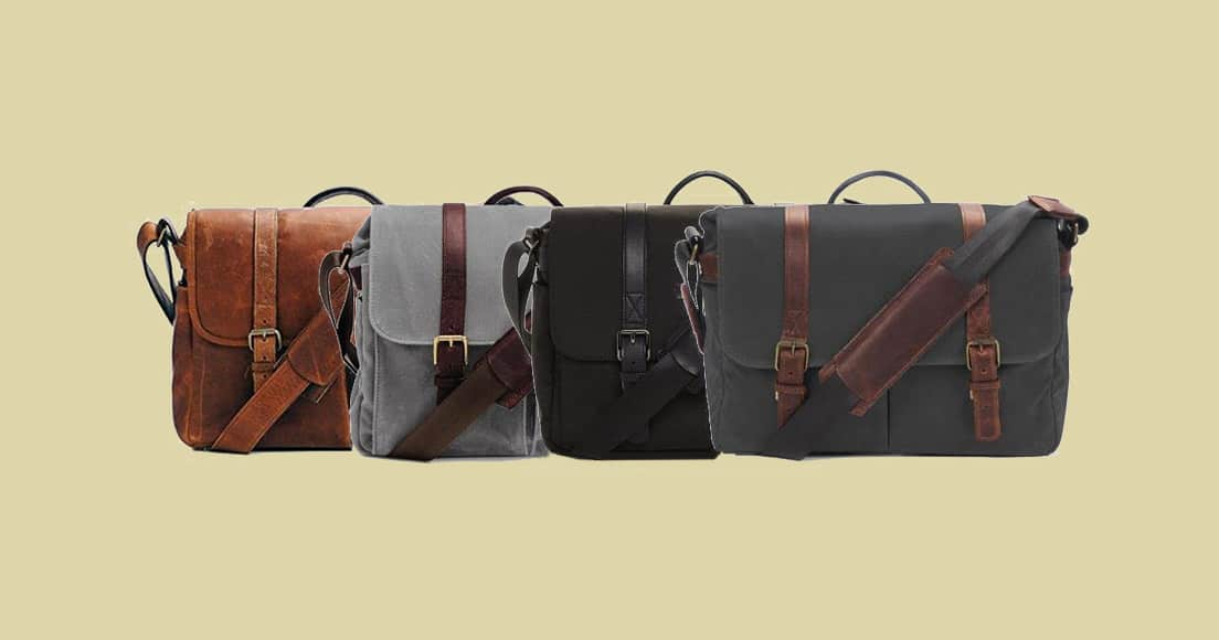 Ona Brixton Messenger Camera Bag