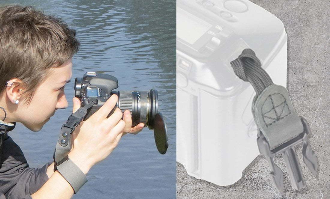 OP-Tech wrist camera strap