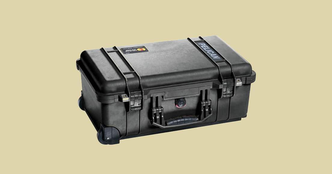 Pelican 1510 Rolling Case