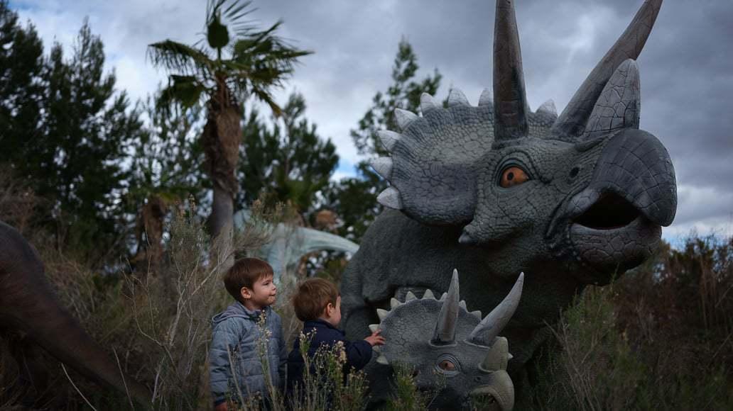 Cabazon Dinosaur park