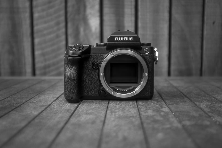 Fujfilm GFX 50S review