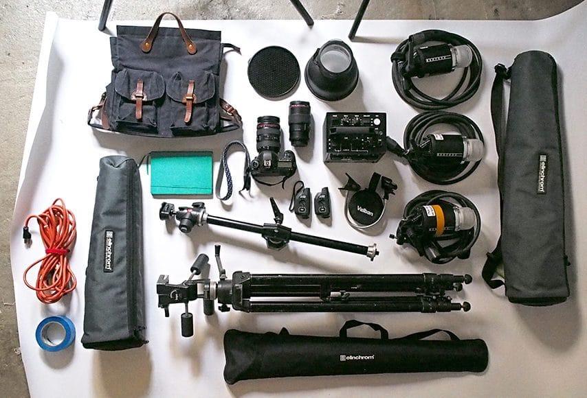 commercial photographer camera gear shotkit
