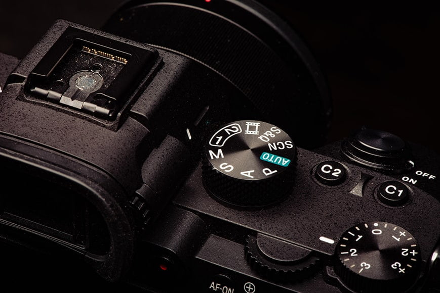 Sony a7 iii custom buttons