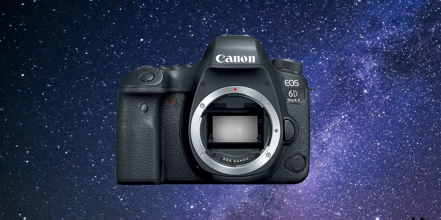 Canon 6d Mark ii full frame