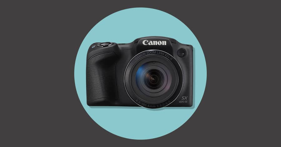 Canon PowerShot SX420 IS camera review