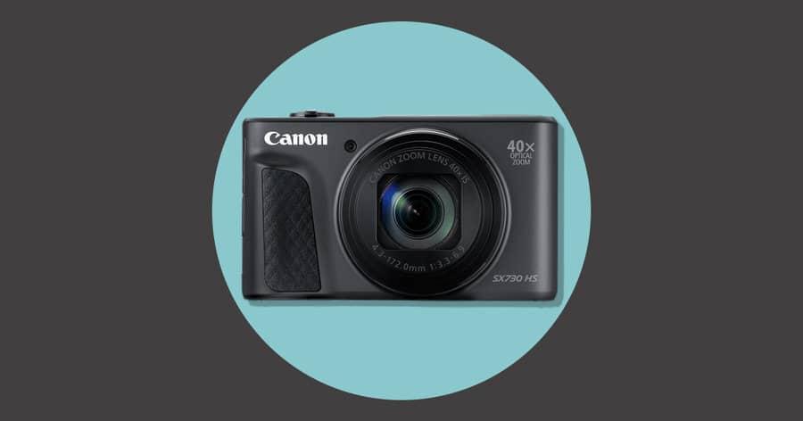 Canon PowerShot SX730 HS review