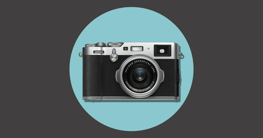 Fujifilm X100F- best point and shoot camera