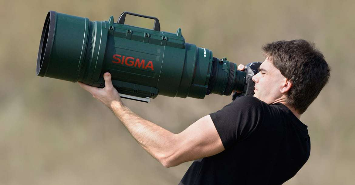 Hilarious SIgma Lens reviews
