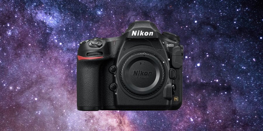 Nikon D850 best full frame DSLR